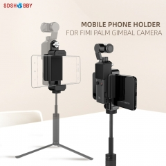 Sunnylife Mobile Phone Holder Multi-functional Bracket for FIMI PALM Gimbal Camera Accessories