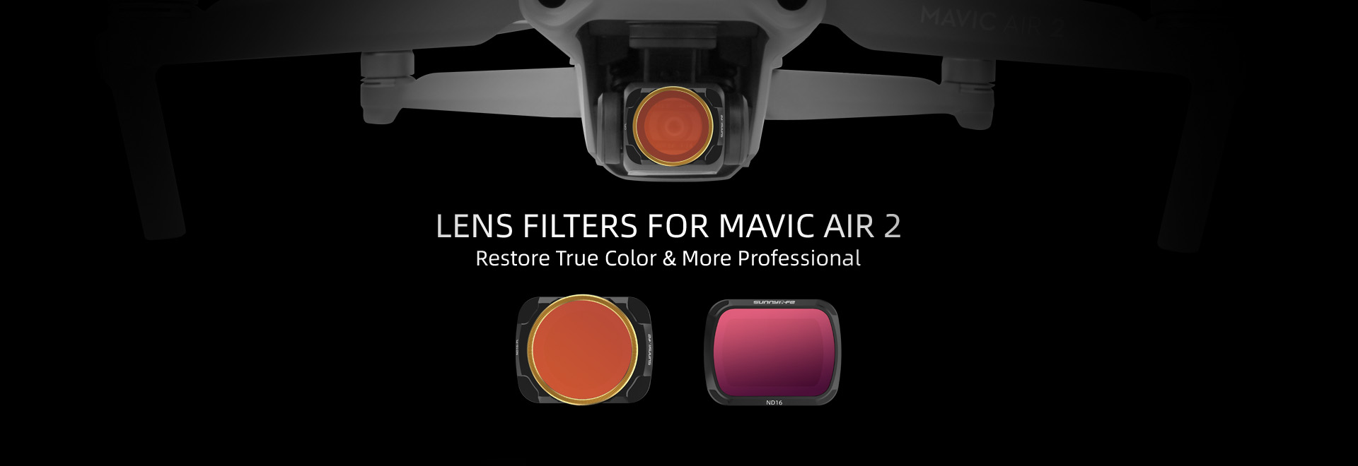 Lens Filter for Mavic Air 2