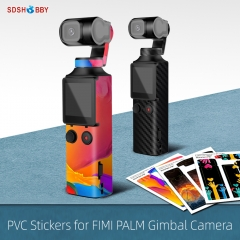 Sunnylife Protective Stickers Film Scratch-proof Decals Skin for FIMI PALM Gimbal Camera Accessories