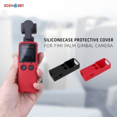 Sunnylife Silicone Case Protective Cover Lanyard Wristband Accessories for FIMI PALM Gimbal Camera