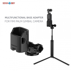 Sunnylife Multifunctional Base Adapter Extension Rod Tripod Connecting Accessories for FIMI PALM Gimbal Camera