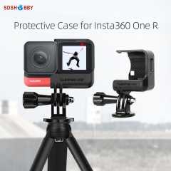 Sunnylife Protective Case Quick Disassembly Shock-Proof Plastic Case for Insta360 One R